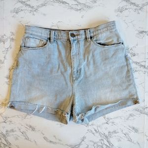 BDG Urban Outfitters Mom High Rise Shorts